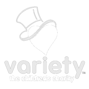 Logo of Variety Chidren's Chairty