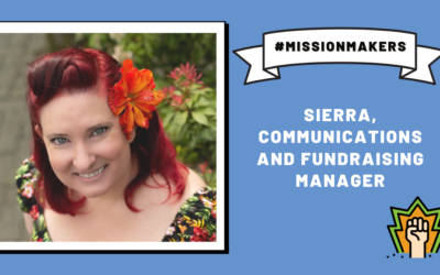 Mission Makers: Sierra—propelled by her experience as a parent
