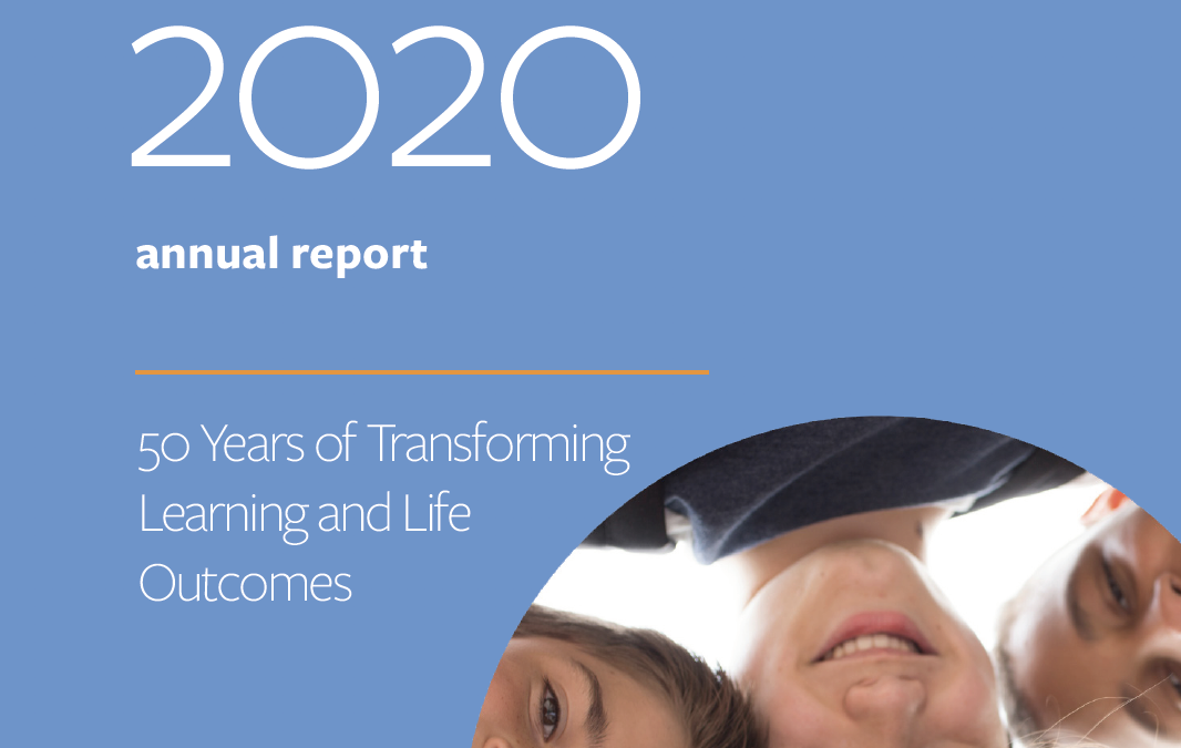 LDS Annual Report 2020