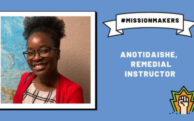 Mission Makers: Anotidaishe—finding the gem inside each student