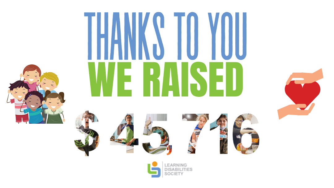 Thanks to you we raised $45,716
