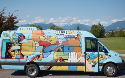 """LDS Access: Our Very Own """"Magic School Bus"""" Comes to LDS!"""